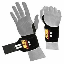 Wrist Wraps Fitness-HUBB, Weight Lifting,Training Gym Gloves,Hand Wraps HG-603-B