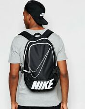 Nike Classic North Backpack Rucksack Gym Travel Bag Black 22 litres
