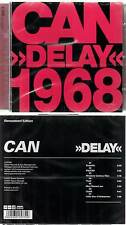 "CAN ""Delay 1968"" (CD) Remastered Edition 2007 NEUF"