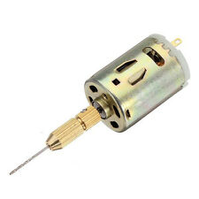 12V Small PCB Drill Press Drilling With 1mm Drill