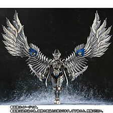 "BANDAI Makai kadou ""GARO"" Silver fang knight zero Painted action figure :511"