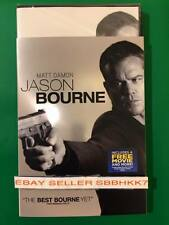 Jason Bourne DVD Brand New AUTHENTIC With Slipcover Brand New Free Shipping.