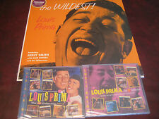 LOUIS PRIMA & KELLY SMITH WILDEST 180 GRAM AUDIOPHILE VINYL + COLLECTION EP CDS