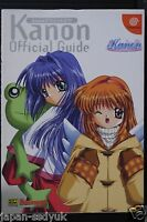 Kanon Official Guide OOP 2001 Japan book