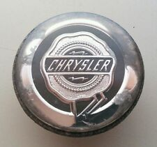 1998-2005 Chrysler Sebring OEM Silver Emblem Wheel Center Cap 04743728AA CHR43