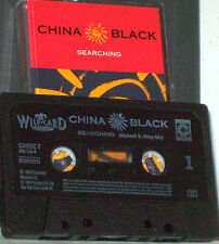China Black  Searching CASSETTE SINGLE Electronic Hip Hop RnB/Swing Synth-pop