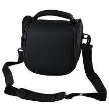 AA2 Black Camera Case Bag for Sony Cyber Shot DSC HX200V HX100V H200 HX300 HX400