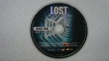 Lost Fourth 4 Season Disc Six 6 ONLY DVD