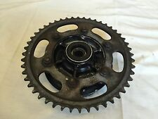 Kawasaki Zzr600 Sprocket & Carrier From A 1997 Model