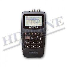 HD-LINE SF-700 Digitaler Satellitenfinder Messgerät ideal für Camping