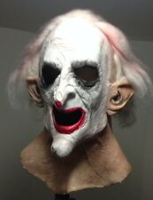 Mrs Creepy mask Horror Scary Halloween Mask Clown Vampire Jason Freddy Funhouse