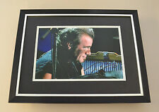 Tico Torres Signed Framed 16x12 Photo Display Bon Jovi Autograph Memorabilia COA