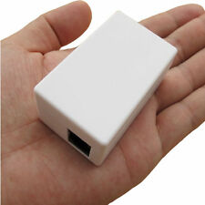 TELEPHONE VOICE RECORDER COVERT BUG BOX FOR DIRECT LANDLINE WORLDWIDE UK US SPY
