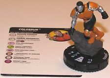 COLOSSUS 056 Deadpool and X-Force Marvel HeroClix Super Rare