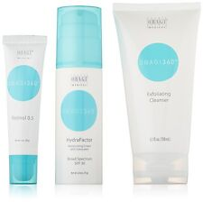 Obagi 360 System Kit Cleanser HydraFactor Retinol 0.5 Authentic