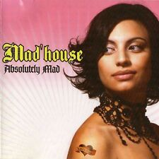 Mad'house ‎CD Absolutely Mad - France (VG/EX+)