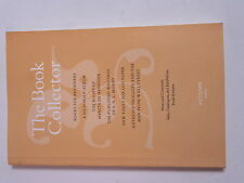 The Book Collector Autumn 2009 Paperback #11M162