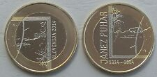 "3 Euro Slowenien 2014 ""Janez Puhar"" unz"