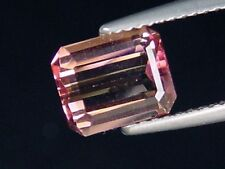 Rosa Turmalin / rose Tourmaline 1,81 Ct. Oktagon (295q)
