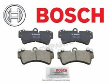 BOSCH Front Pad Set for Cars with 350 mm Brake Disc 4-VW Touareg Porsche Cayenne