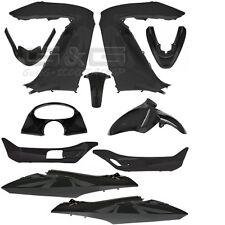 Verkleidungsset Schwarz für Honda PCX PC X 125 11 Teilige Verkleidung Bodywork