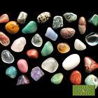 Crystal Tumble Stone Tumblestone Polished Natural Gemstones Healing Gridding 2