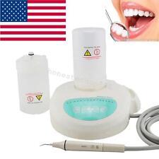 Top Dental Piezo Ultrasonic Scaler Scaling Handpiece Tips 2 Dosing Water Bottles