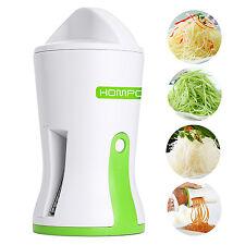 Handheld Vegetable Spiral Slicer Fruit Noodle Cutter Peeler Kitchen Spiralizer