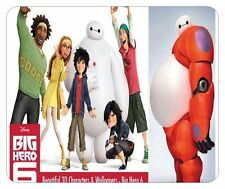 "BIG HERO 6 MOUSE PAD (8"" X 9"")"