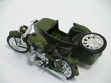 IMZ M72 Ural, 1:24  Atlas Editions famous Russian sidecar motorcycle