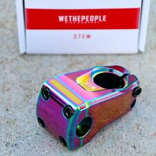 WE THE PEOPLE BMX INDEX OIL SLICK BICYCLE STEM ODYSSEY FIT CULT ECLAT SUNDAY