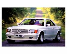 1987 Mercedes Benz AMG 500SEC W126 Automobile Photo Poster zc2780-JHC32V