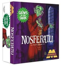 2014 MONARCH 1/8 Nosferatu the Vampire Glow in the dark Aurora ReIssue model kit