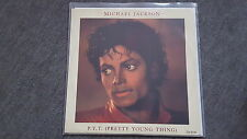 Michael Jackson - P.Y.T. (Pretty young thing)/ Thriller Instr. 12'' Disco Vinyl
