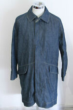 LEVI'S ENGINEERED JEANS M giubbotto jeans denim jacket cappotto coat E2404