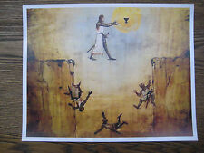 """Indiana Jones and the Last Crusade - Leap of Faith 8.5"""" x 10-3/4"""" Poster Print"""