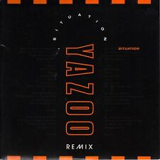 Yazoo - Situation Remix - 1990 Mute UK Import 7 Inch Vinyl Record NEW