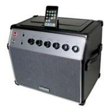 Innovative Technology ITR-155 Party-to-Go Mobile Amp w Guitar & Microphone Plugs