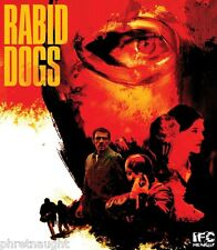 RABID DOGS - DVD DISC ONLY - LAMBERT WILSON - SCREAM FACTORY