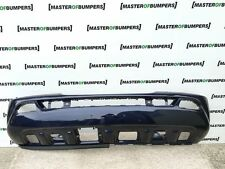 MERCEDES ML W163 FACE LIFTING 2001-2005 FRONT BUMPER IN BLUE [E58]