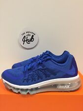 Kids Nike Air Max 2015(GS) Blue 705457 402 UK4.5 5Y EUR37.5 BNIB