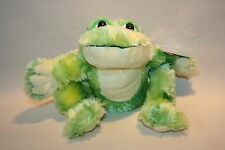 BRAND NEW 'WEBKINZ FROG'  SOFT TOYS - AMPHIBIAN - POND - WILD ANIMAL - PLUSH