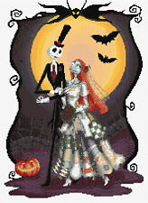 Nightmare B4 christmas11 Compté Cross Stitch Kit caractères designs en fil
