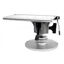 "GARELICK EEZ-IN MILLENNIUM RIBBED SERIES 8"" SEAT PEDESTAL W/ SWIVEL & SLIDE BOAT"