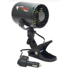 NEW RoadPro RPSC-857 12-Volt Tornado Fan with Removable Mounting Clip