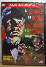 EL HOMBRE QUE PODIA ENGAÑAR A LA MUERTE ( cine clasico exclusivamente en V.O.S.
