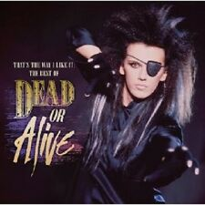 "DEAD OR ALIVE ""THAT'S THE WAY I LIKE IT:THE BEST OF DEAD OR ALIVE"" CD NEW+"