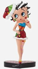 Britto Betty Boop In Santa Outfit Ornament (4046443) NEW Christmas Gift Idea