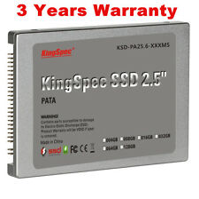 KingSpec SSD 128GB PATA IDE 44pin SSD FOR HP V2000 Dell D810 IBM R60 Lenovo V80
