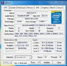 Intel Xeon E5-2630 v4 ES LGA2011-3 10C Compatible with X99 i7-5820K 5930K 5960X